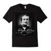 Edgar Allan Poe Shirt – Men & Women Literary T Shirts